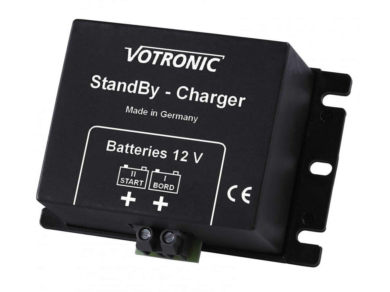 Votronic standby charger