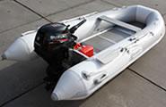 Rubberboten - Opblaasboten - Buitenboordmotoren