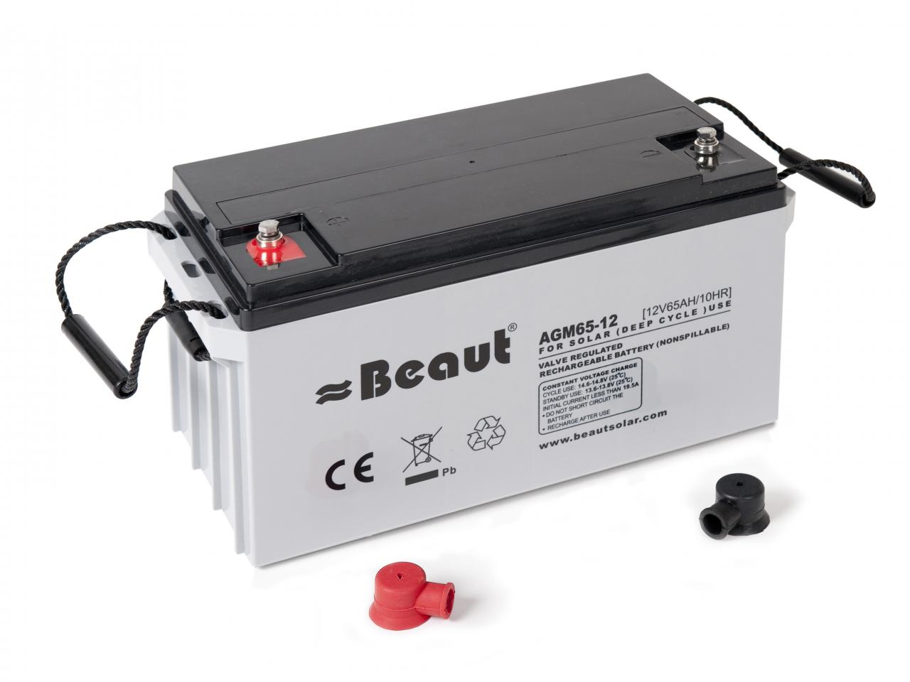 Batteries Beaut 174 Agm Battery 65ah