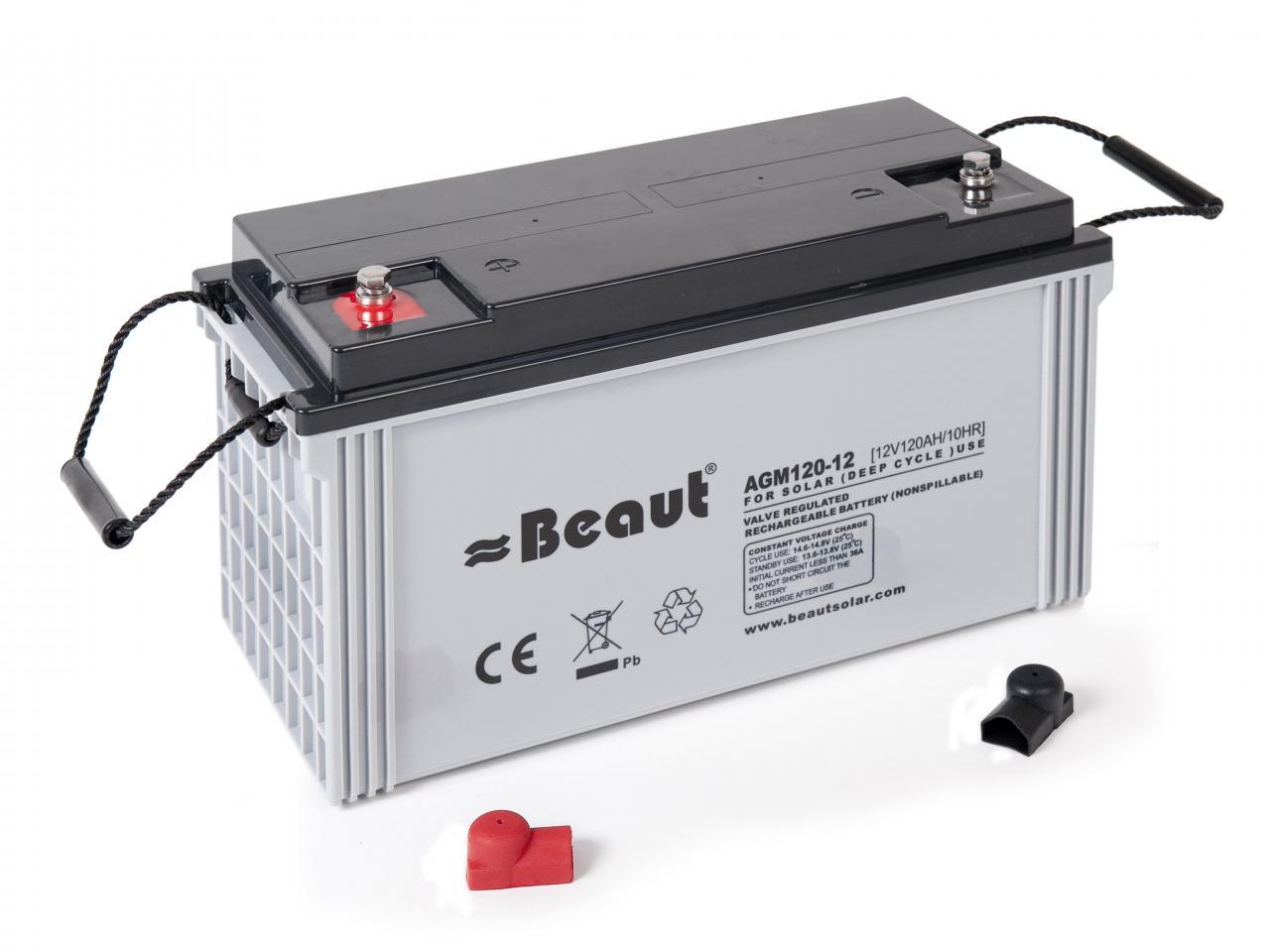 Batteries Beaut 174 Agm Battery 120ah