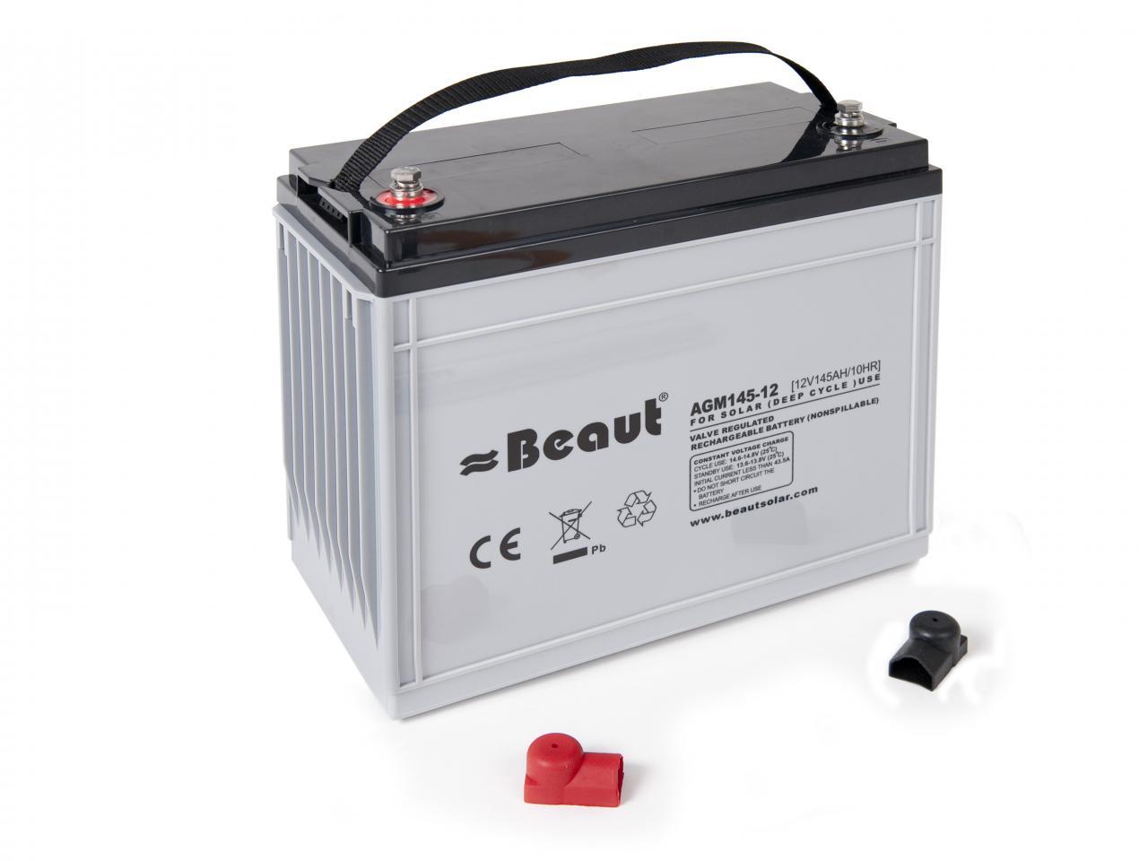 Batteries Beaut 174 Agm Battery 145ah