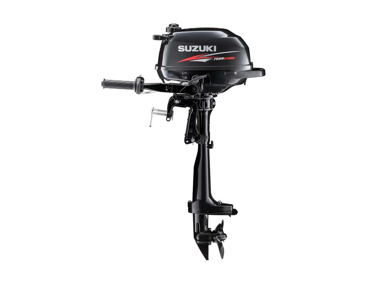 Suzuki   Outboard Weight  Four Stroke